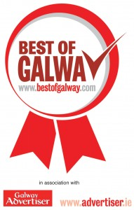 nominated for 2019 Best of Galway Awards in Supplier Section