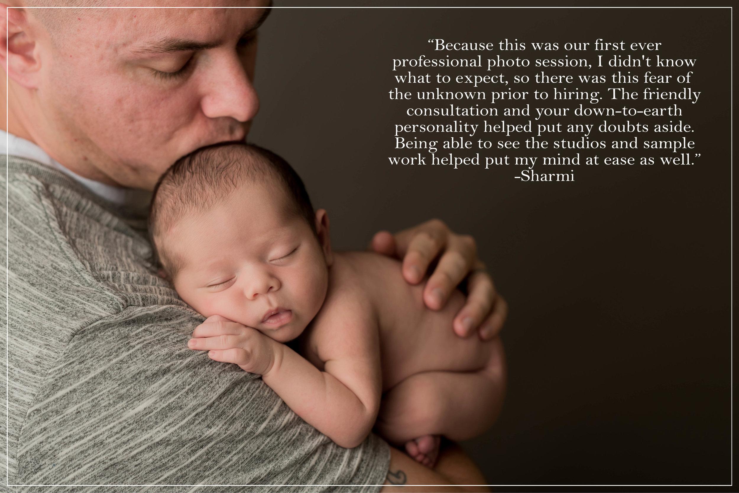 Newborn Photography Session in Manhattan KS