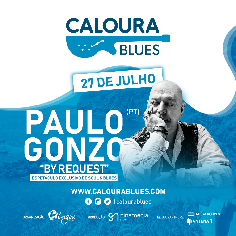 PAULO GONZO (PT) - 27 JULHO / july 27th