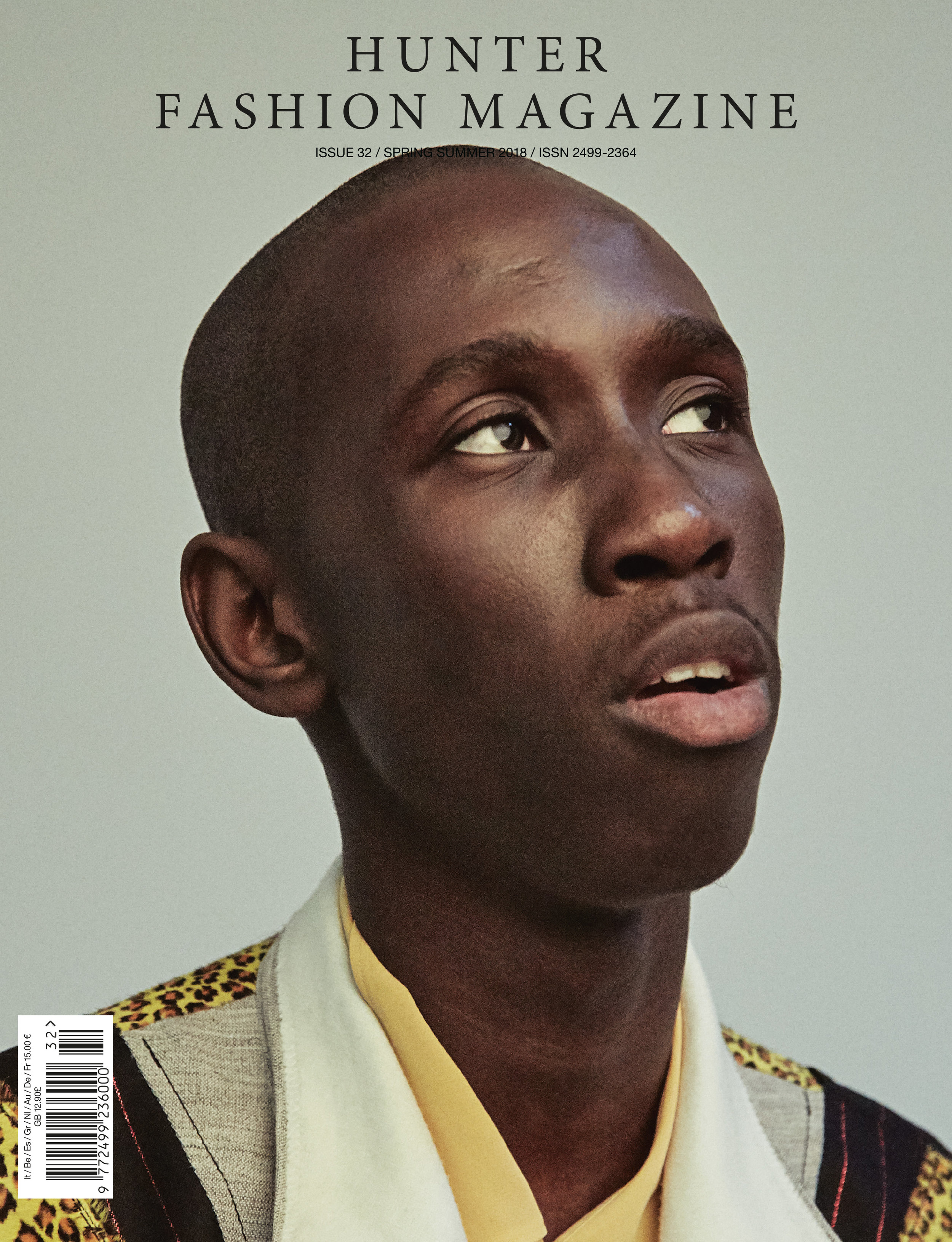 Hunter Magazine by Vito Fernicola