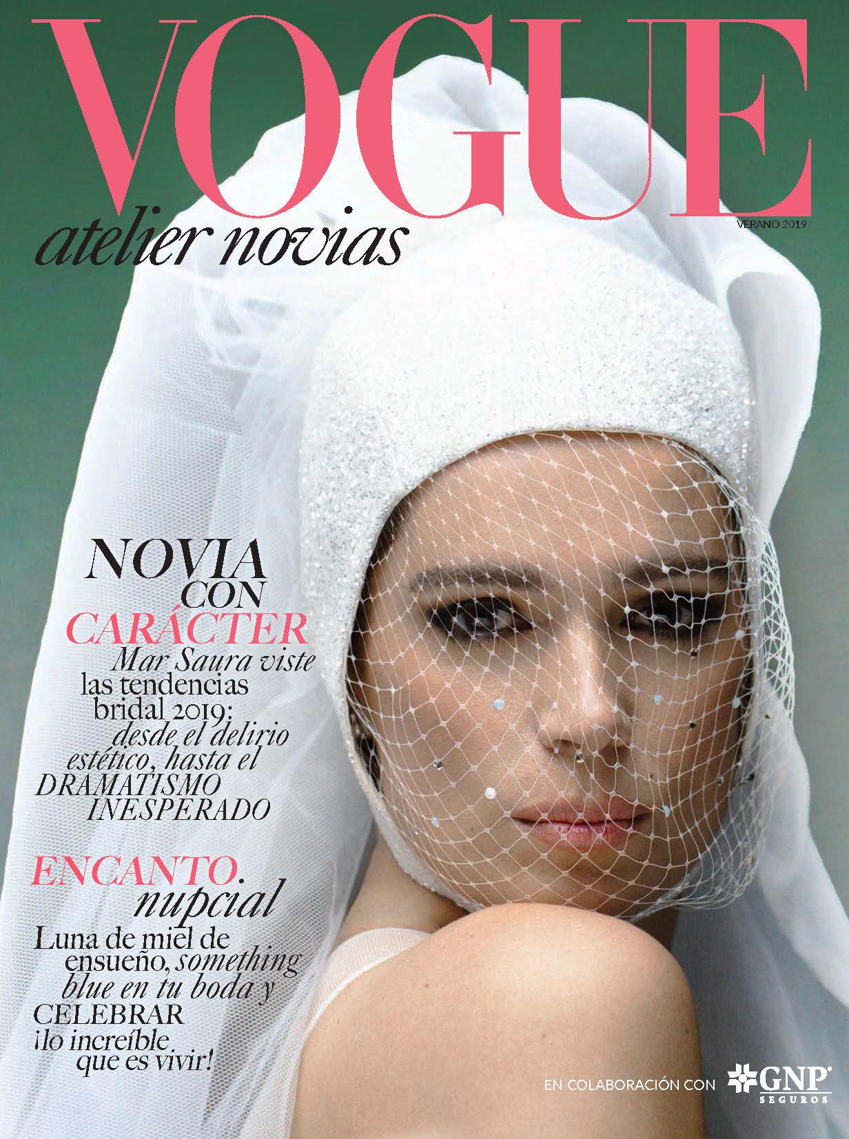 Vogue Mexico by Carlijn Jacobs