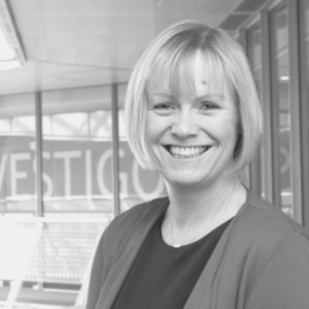 Kate Graham, Operational Excellence Director, Investigo