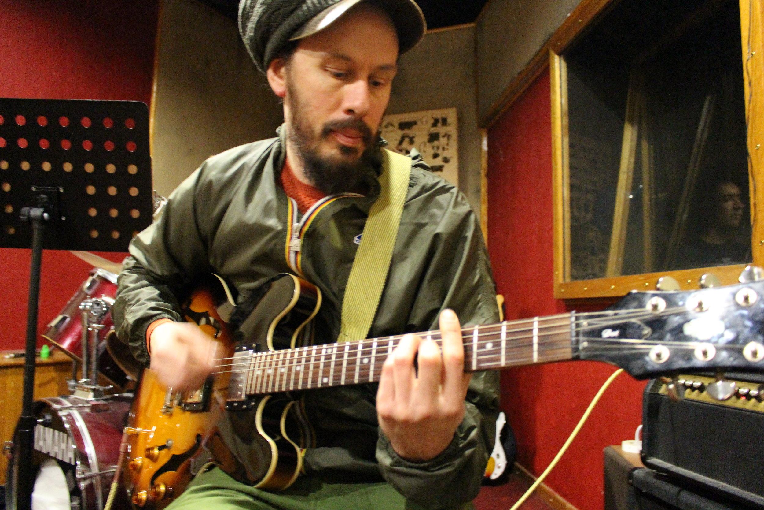 David Lunley - Music Workshop leader