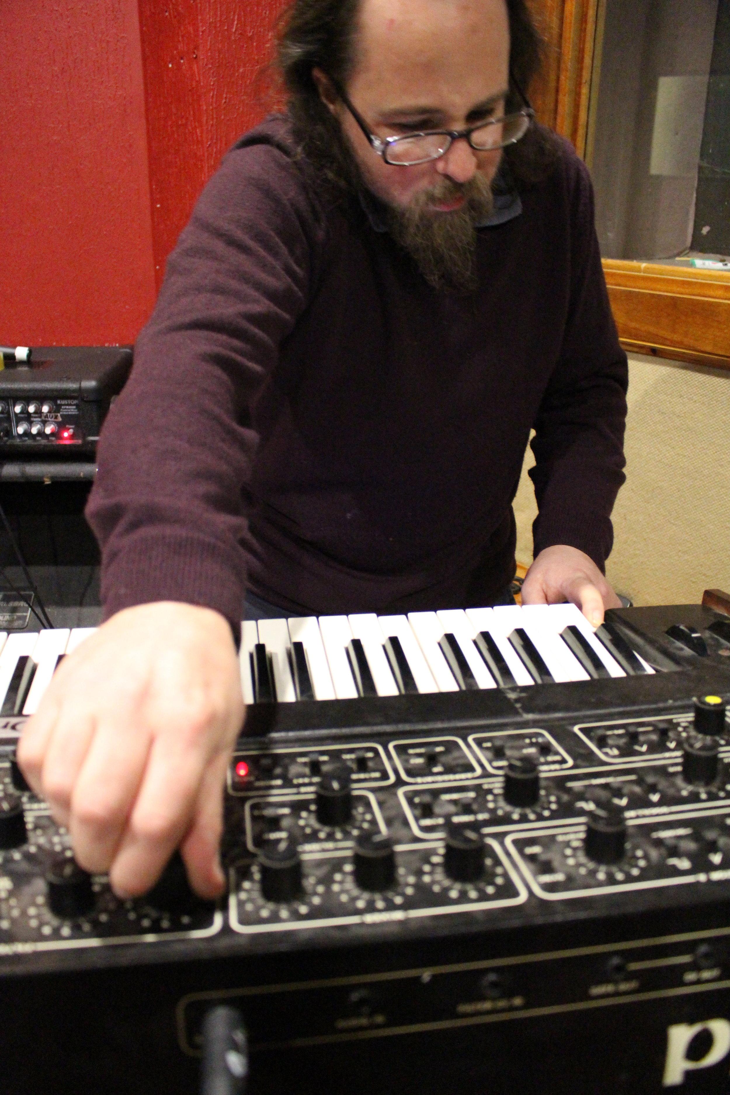 Joel - Workshop participant