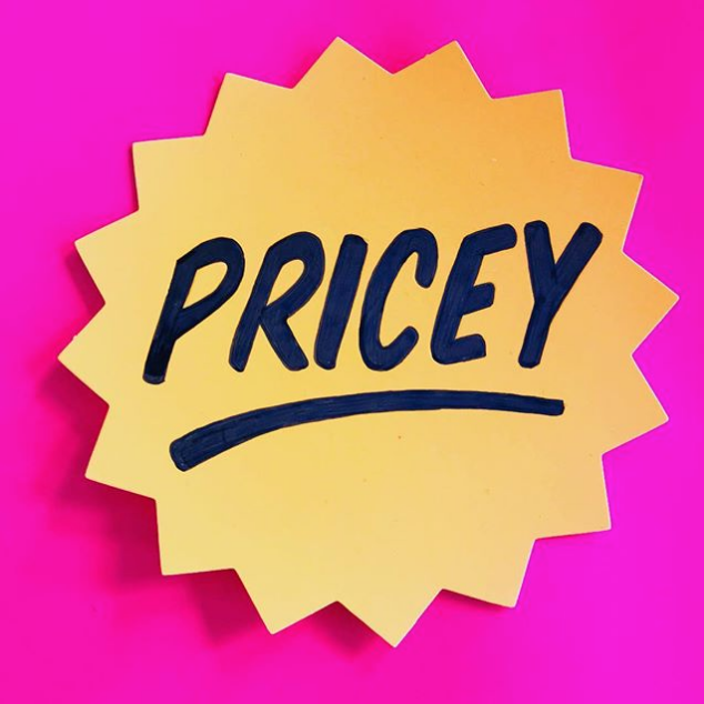 Pricey