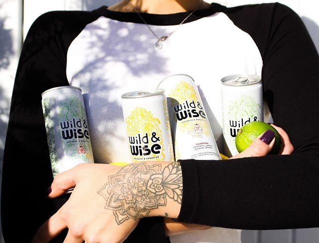 Wild&Wise, düşük kalorili yeni nesil doğal içecek.Hem ferahlatır hem canlandırır. Şimdi, Gratis ve Rossmann mağazalarında satışta!