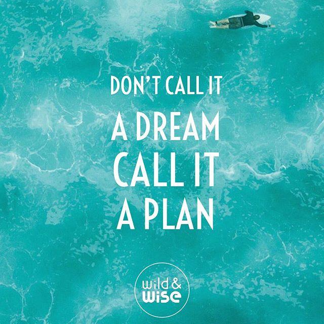 Hayal ettiklerinin gerçekliğe dönüştüğü yer; bugün hareket etmenle ve planlamanla başlıyor. #wednesdaywisdom #bewildandwise