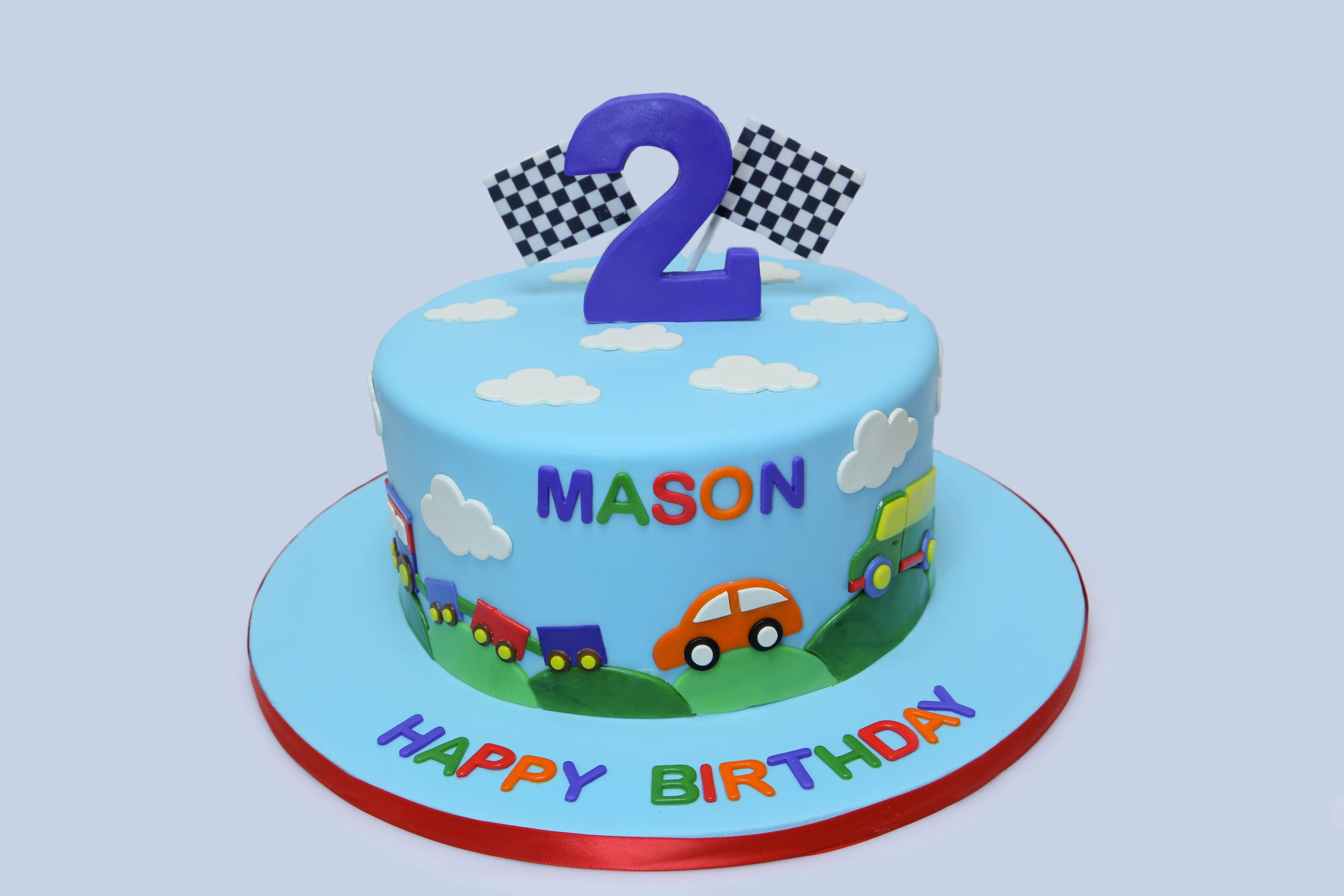 Custom Birthday Mason2nd 1
