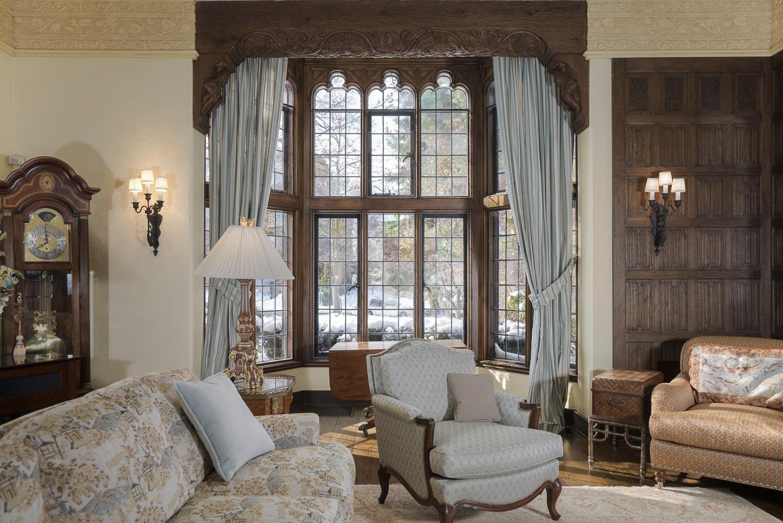 buffalo real estate photography living room