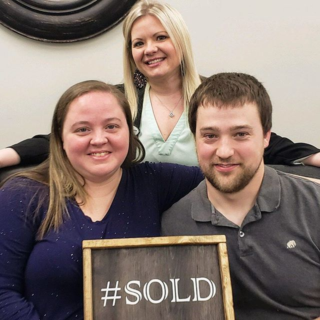 Congrats, Rhea Family on the purchase of your newest flip project! 🔨🔧🧰💰🎉 Shoutout to  @mistynewsome_realtor for making it a great closing!