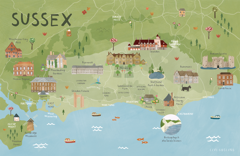 Sussex Map Livi Gosling.jpg