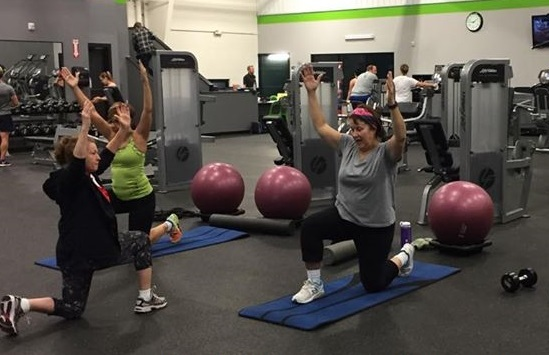 Terri's Fit Challenge will increase your strength, endurance and stability.