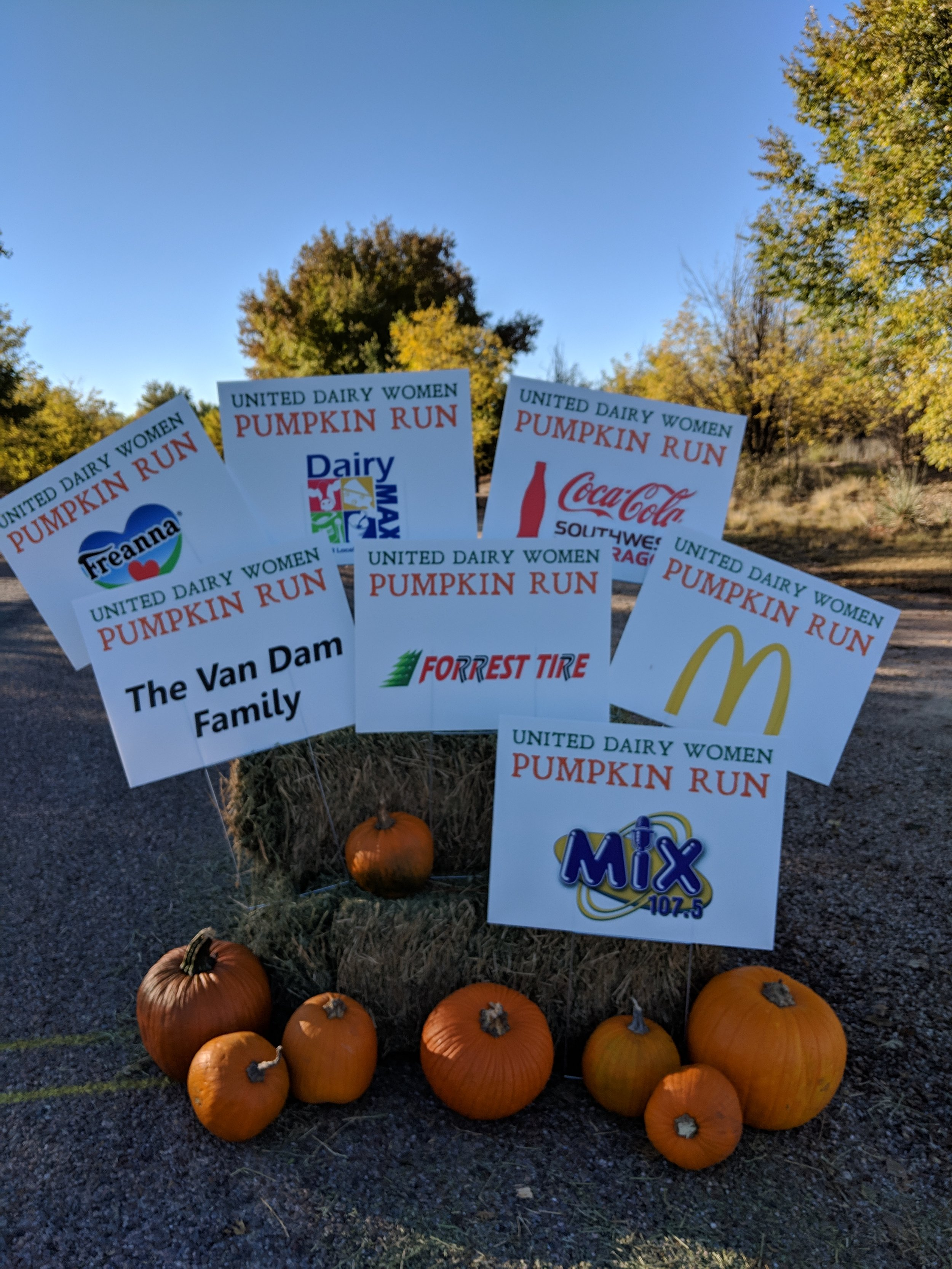 The Great Pumpkin Run 2018