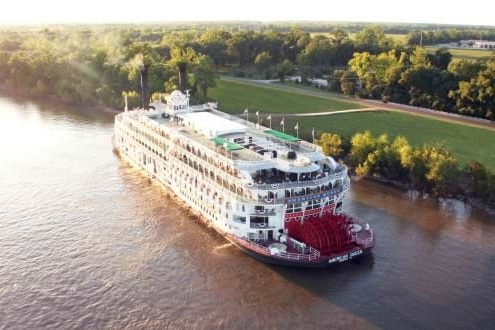Ol' Man River - The Mississippi - There is no better way to explore the landscape, history, heritage and culture of the Mississippi than a voyage aboard a genuine paddle- wheel steamboat like the American Queen. Follow in the footsteps of the classic 'ShowBoat' on a nine-day journey from Memphis to New Orleans.