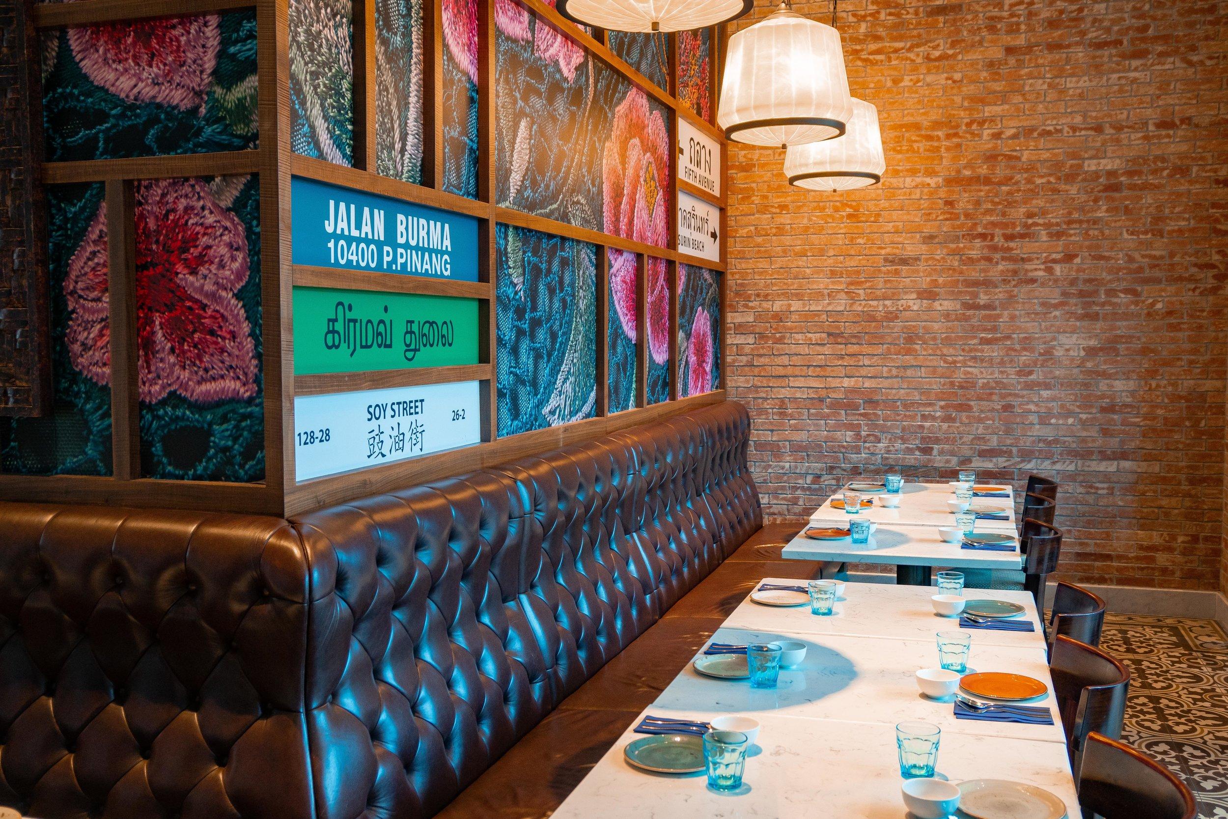 Blue Jasmine Restaurant