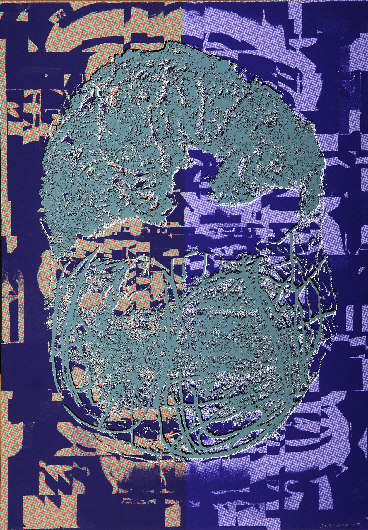Cabeza geográfica,  2008