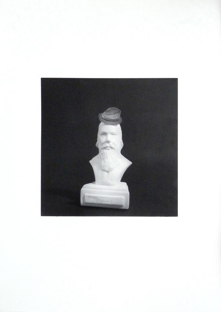 Brahms / Sombrero de fieltro  2009