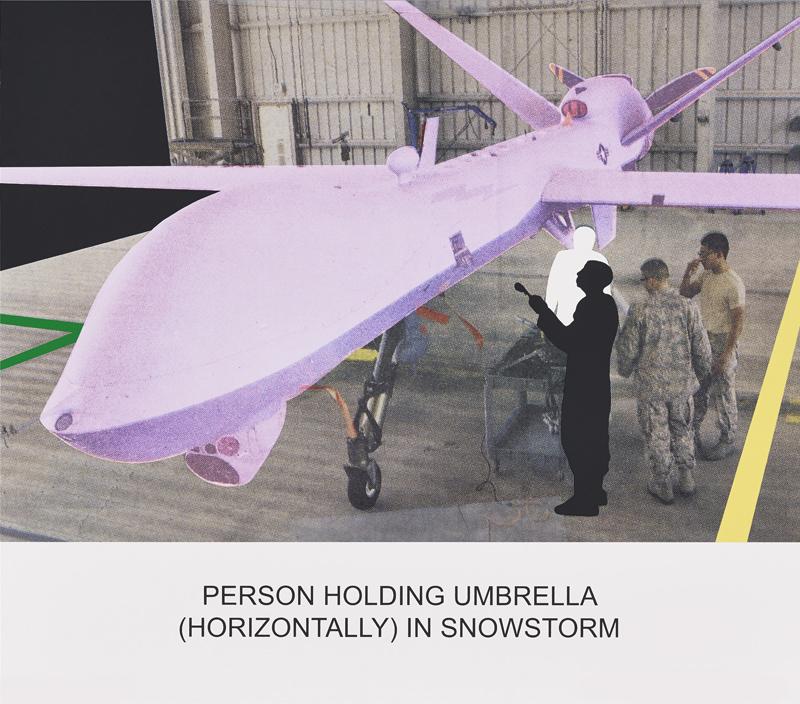 The News: Person Holding Umbrella...,  2014