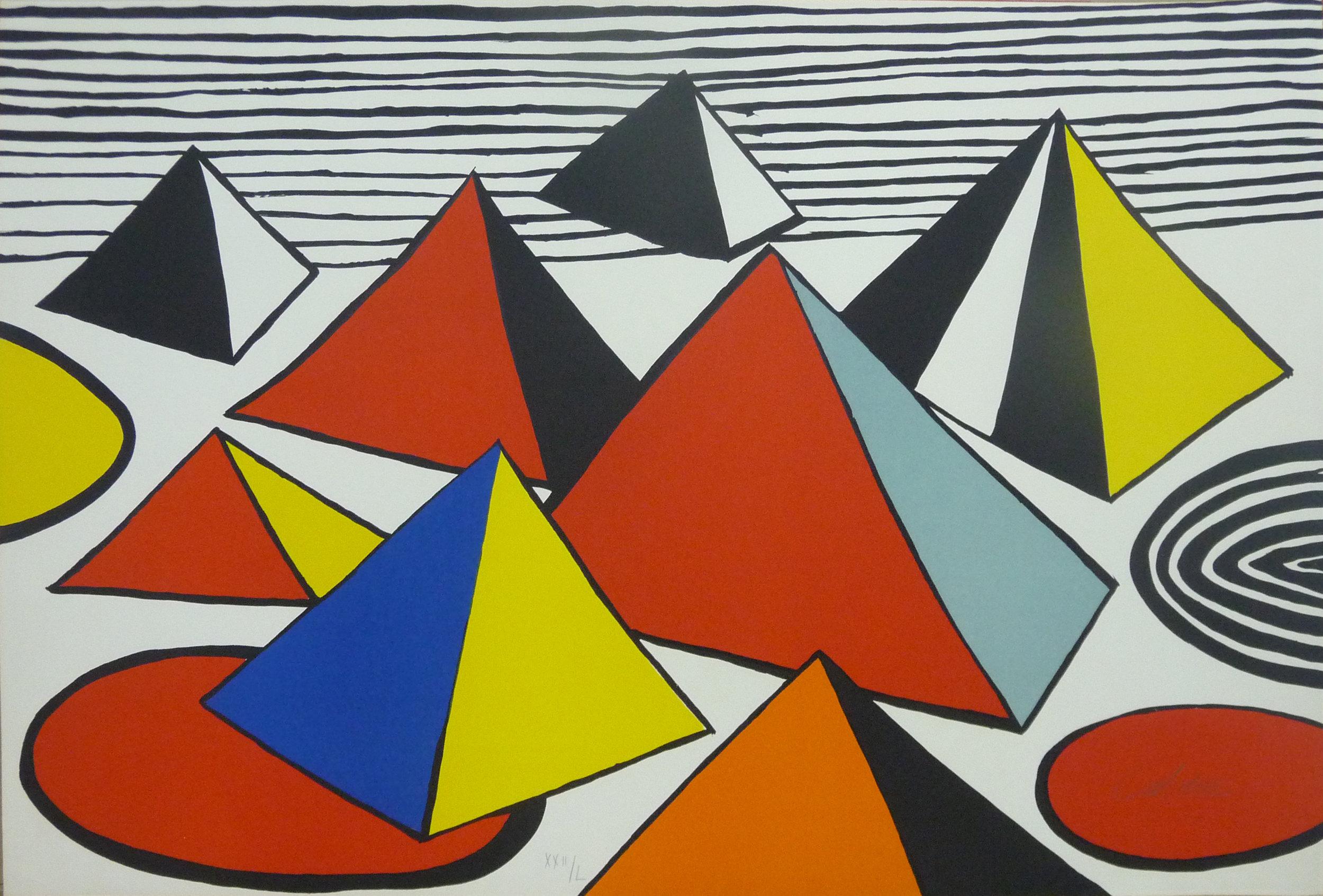 Pyramids,  1973