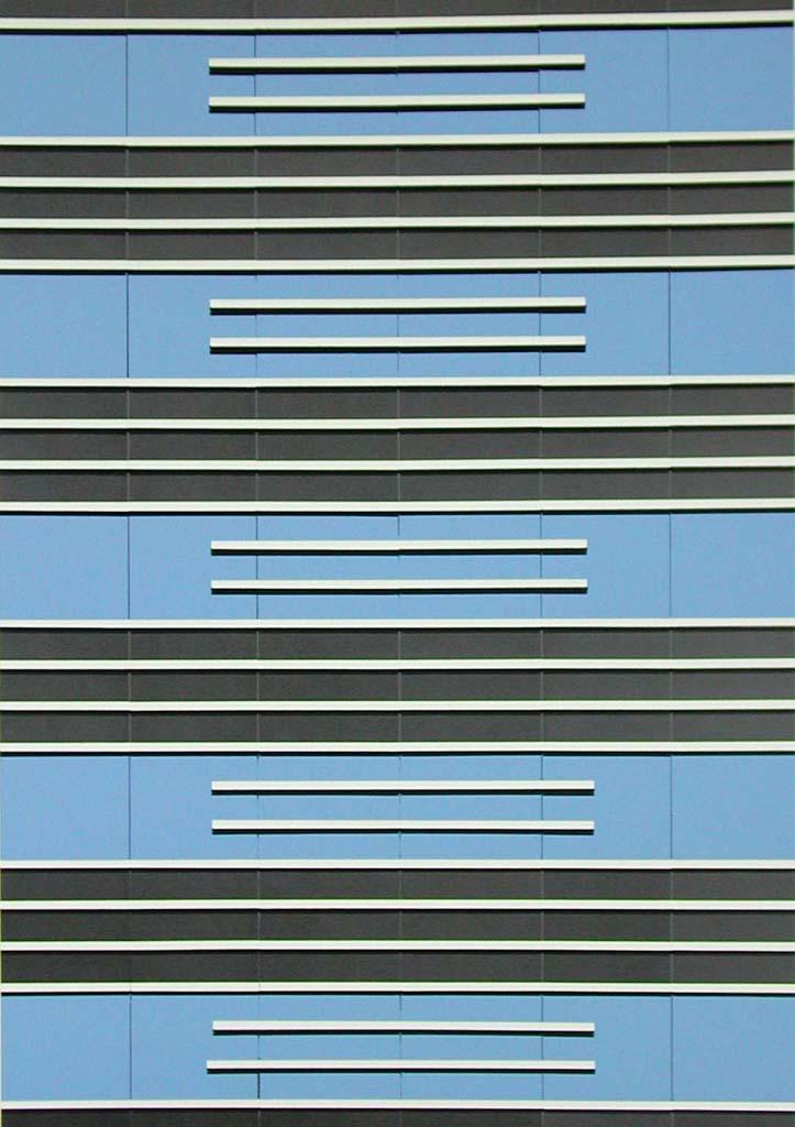 Façades on Paper - Beijing Zhan,  2001