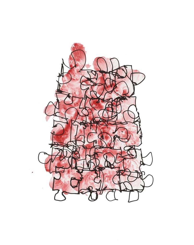 Puzzled #6, 2011