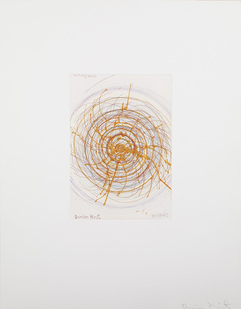 Burning wheel,  2002