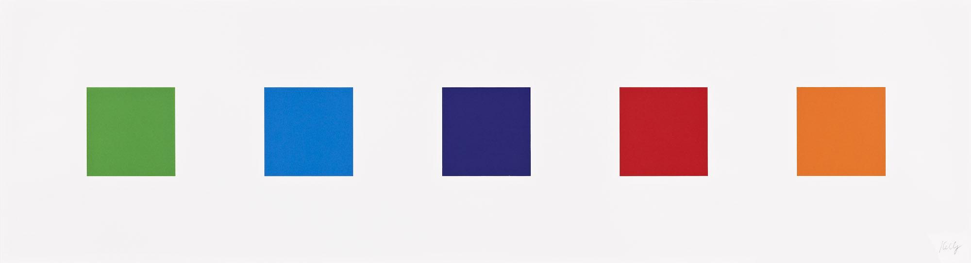 Color Squares 1,  2011