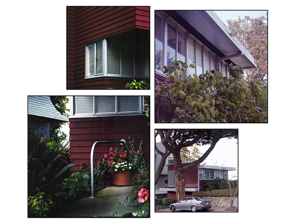 The Darling House. Richard J. Neutra, San Francisco 1937,  2011 - 2017