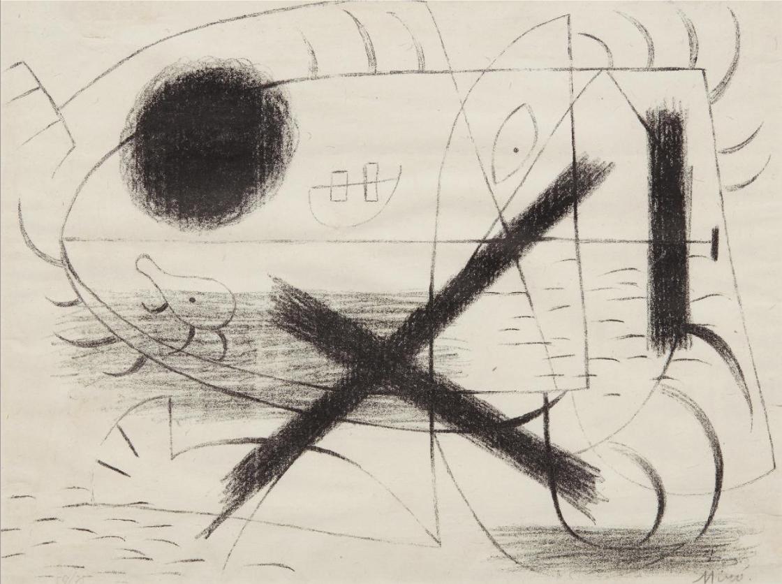 Litografía I,  1930