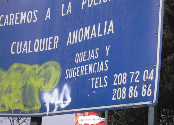 Quejas 6,  2007