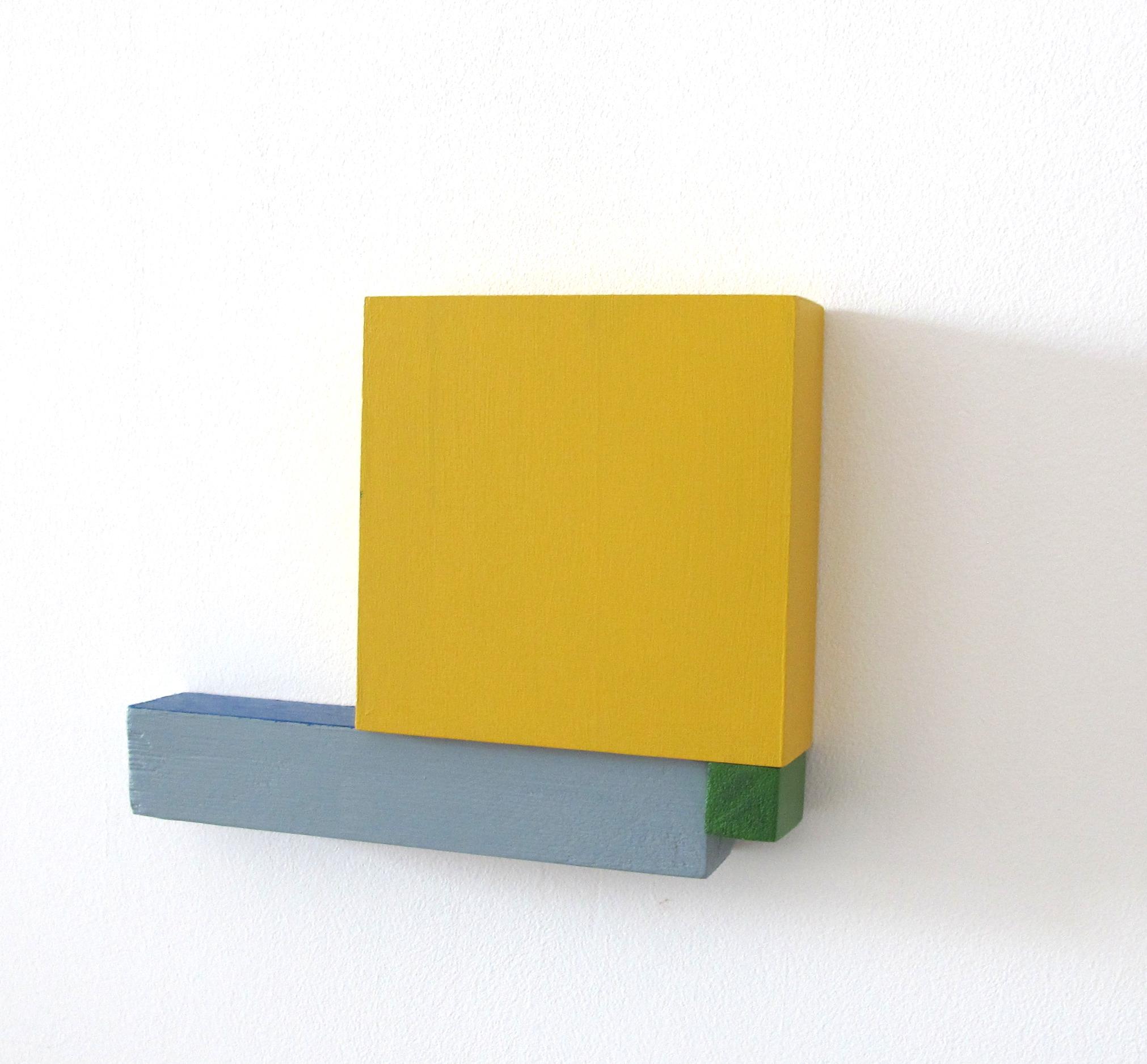 Estructura 4 (Amarillo),  2018