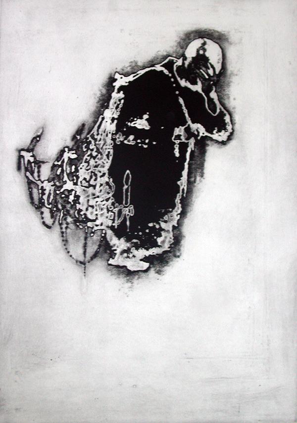El hombre de la lámpara 1,  2001