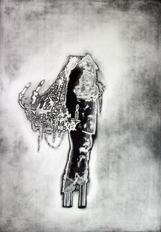 El hombre de la lámpara 3,  2001