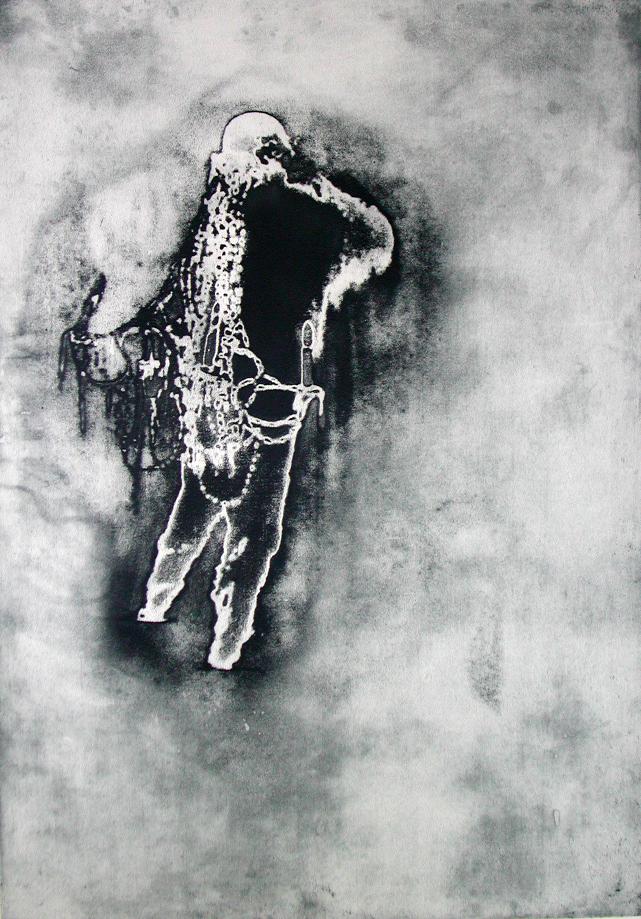 El hombre de la lámpara 5,  2001