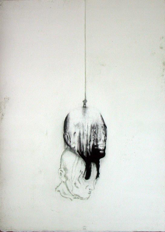Double Head I,  2002