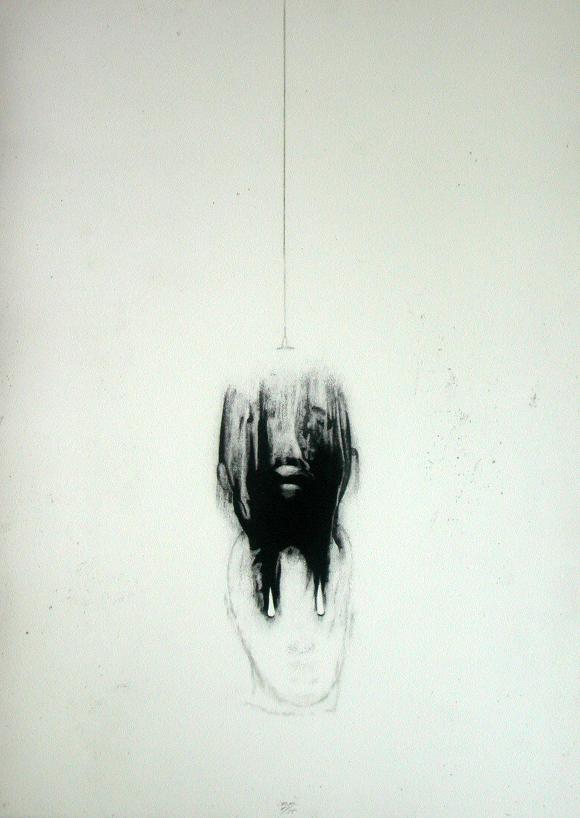Double Head III, 2002