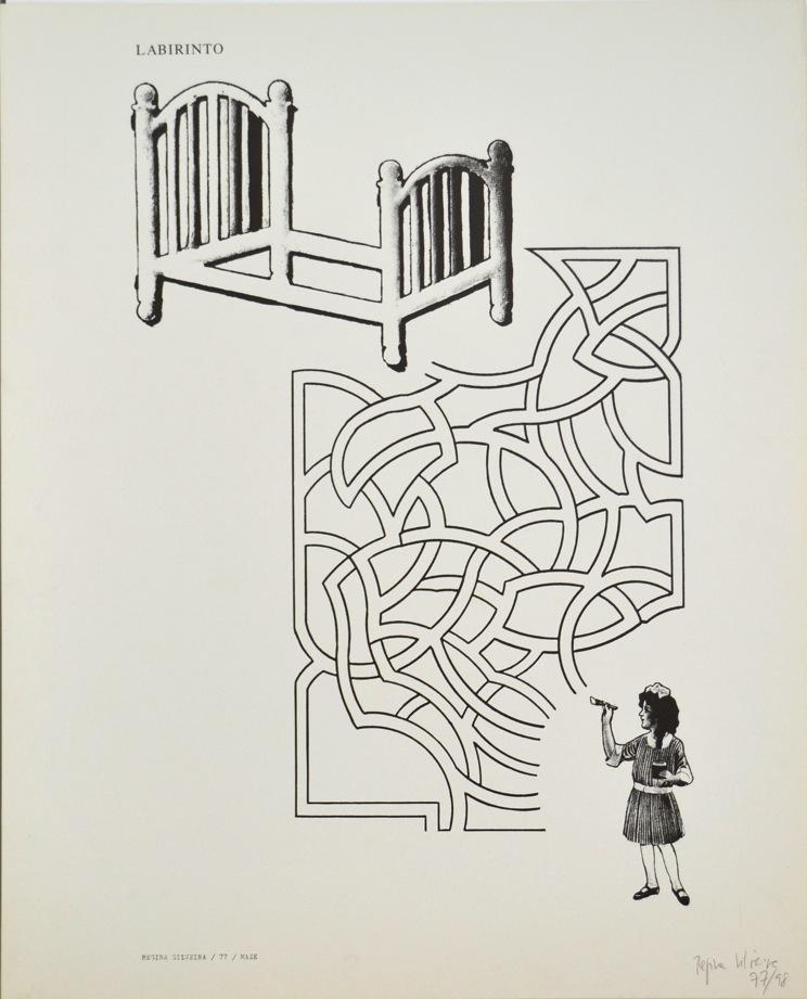 Labirinto (MAZE),  1977-1998