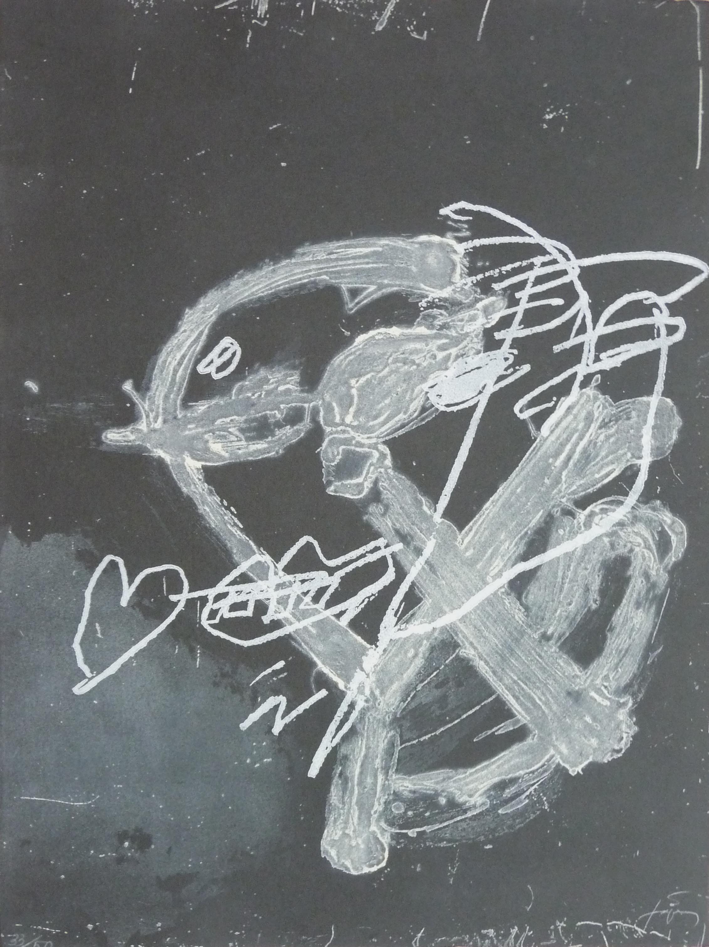 Blanc suir noir,  1987