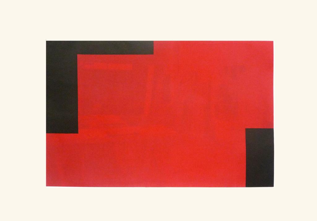 L'atelier rouge. Rojo, 2009