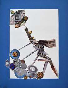 Sin título (Azul),  2010