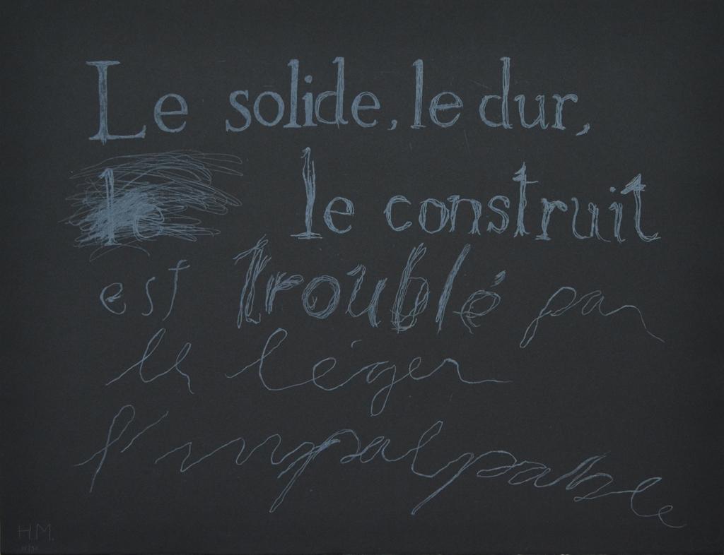 L'Impalpable,  2006