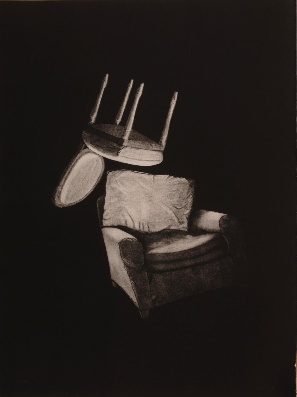 Mobiliario XII,  1996