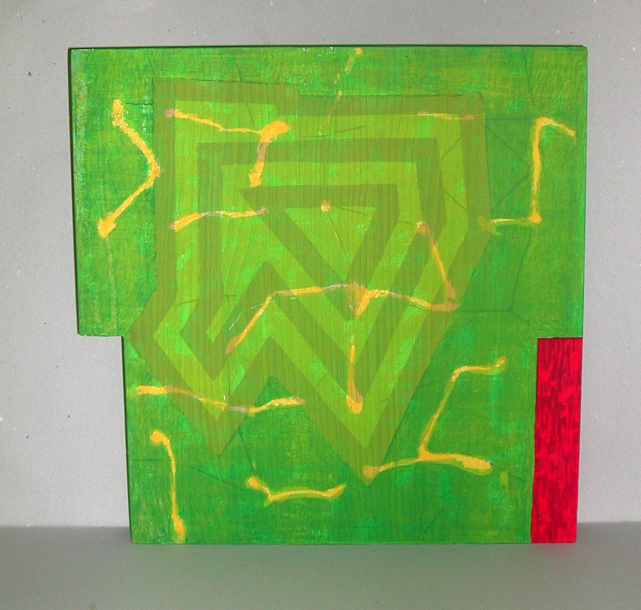 Piel del Cielo,  2001