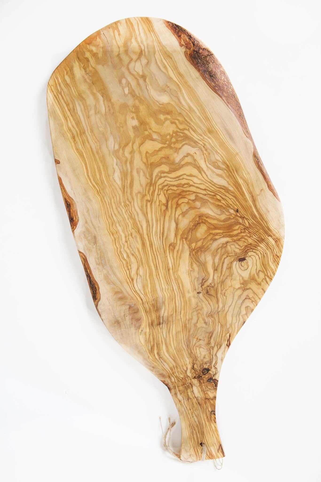 Olive Wood Rustic Cutting Board Dorset Pond