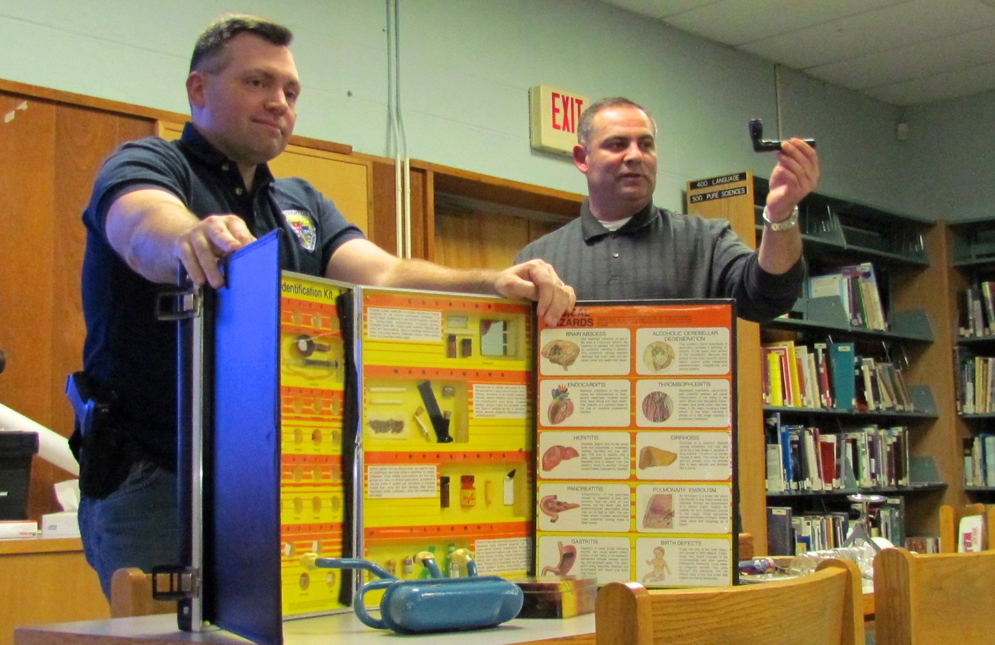 Parent Education with the Stoughton Police Department