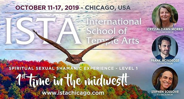 There's a greater power living within you.  Are you ready to unleash all of who you are into your life?  #ISTAtribe experience is coming to Chicago for the first time ever! See why this powerful experience has been filling up worldwide!  Final early bird discounts available until Aug 7th! Check out link at @ista_chicago  We have a few early bird tickets available! Our Beautiful location is In a castle in the woods just outside of Chicago.  Limited spaces available register now with only a deposit paypal link in bio @ista_chicago . . . As @ista_tribe continues to expand the frequencies of love, power and freedom, we come closer to a world for all life on earth to live more harmoniously.  Tap into your unlimited power of creation, and create the new world with us! More info at www.istachicago.com .  Picture @ ISTA Colombia July 2019  #istachicago #tantricretreats #tantricliving #sexuality #healingsexuality #sacredsexuality #tantra #healingjourney #transformationaljourney #healingretreat #spiritualretreat #spiritualhealing #sexualhealing #sexualrevolution #sexualempowerment #polyamorous #polylife #openrelating #openyourheart #loveistheway #claimyourpower #sovereignty #shamanictraining #shamanichealing #shamanism