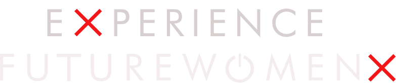 Experience FutureWomenX Banner