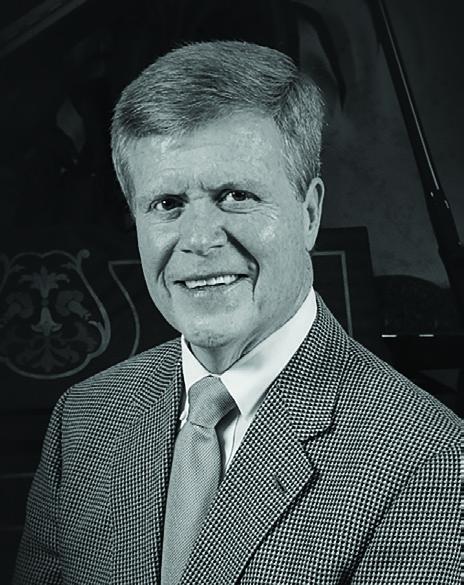 Bill Nesbitt, Secretary/Treasurer