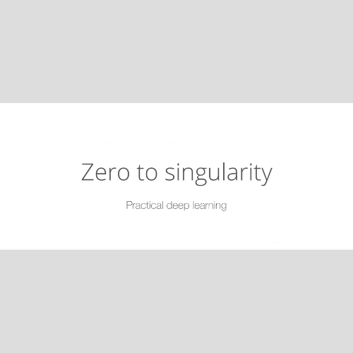 Zero to Singularity logo