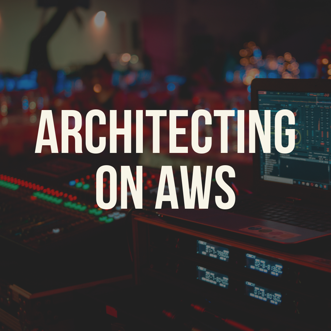 This course shows you the fundamentals of building an IT infrastructure on the AWS platform.